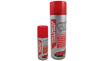 CARB & THROTTLE CLEANER SPRAY