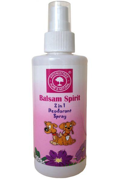PET DEO - BALSAM SPIRIT