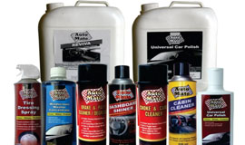 Automobile Maintenance Products