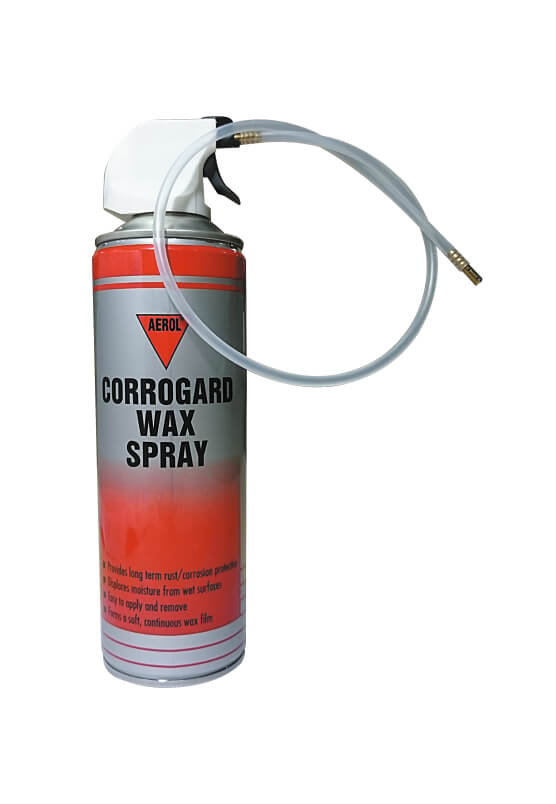 CORROGARD WAX SPRAY (CAVITY WAX SPRAY)