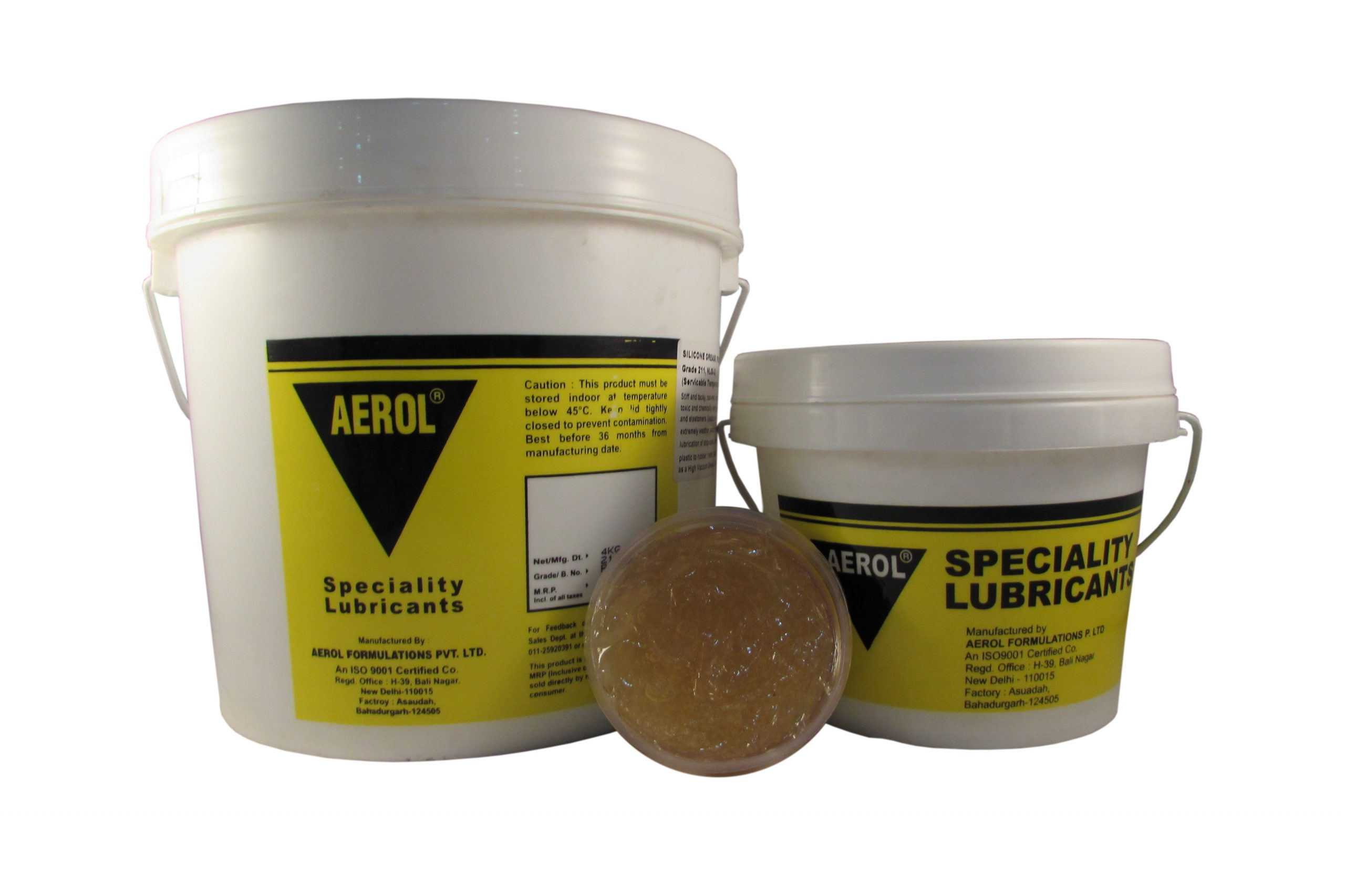 SYNTHETIC HYDROCARBON GREASE
