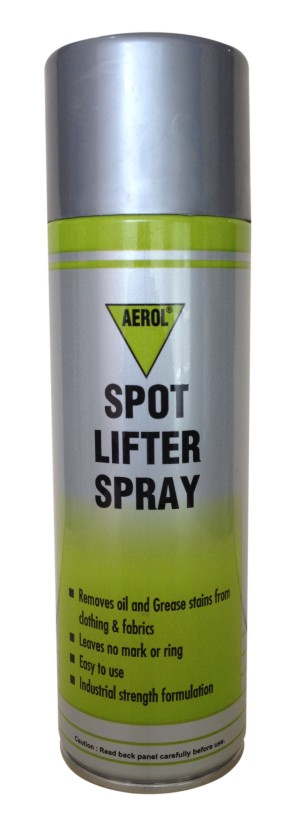 Spot lifter spray