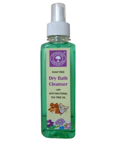 DRY BATH CLEANSER