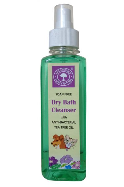 DRY BATH CLEANSER